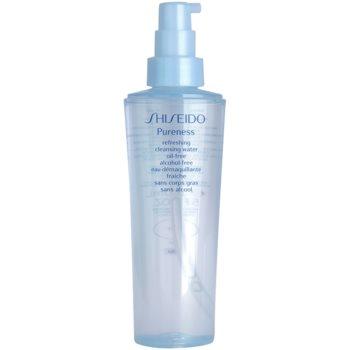Shiseido Pureness lotiune tonifianta revigoranta pentru ten mixt si gras 1
