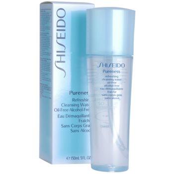 Shiseido Pureness lotiune tonifianta revigoranta pentru ten mixt si gras 2