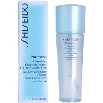 Shiseido Pureness lotiune tonifianta revigoranta pentru ten mixt si gras 3