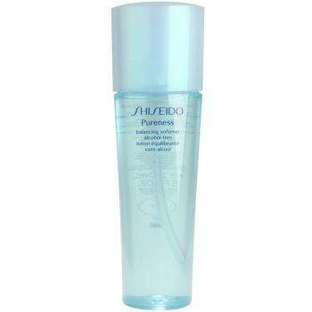 Shiseido Pureness lotiune tonica fara alcool