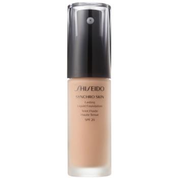 Shiseido Synchro Skin machiaj persistent SPF 20