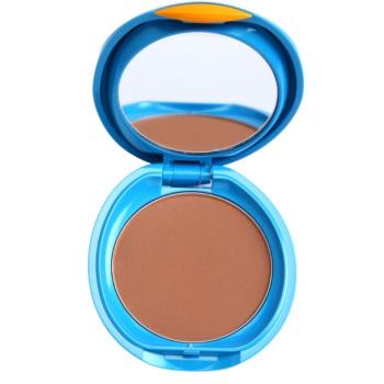 Shiseido Sun Foundation водостійкий тональний крем  SPF 30