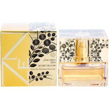 Shiseido Zen Secret Bloom Intense woda perfumowana dla kobiet