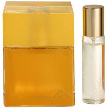 Shiseido Zen (2007) dárková sada 3
