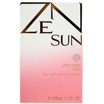 Shiseido Zen Sun тоалетна вода за жени 4