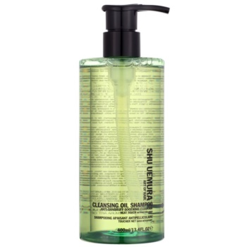 Shu Uemura Cleansing Oil Shampoo șampon ulei de curățare anti matreata