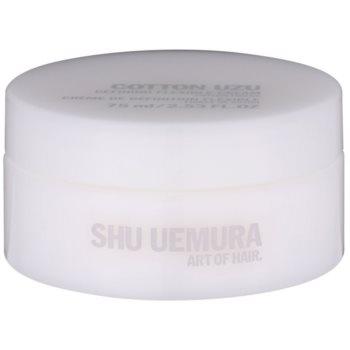 Shu Uemura Cotton Uzu crema styling pentru parul cret