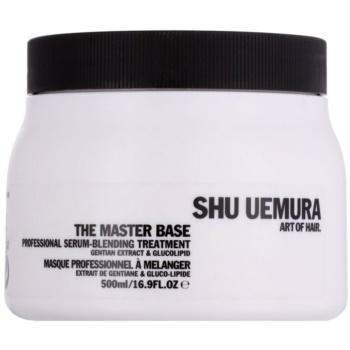 Shu Uemura Master Base Mască profesională de păr