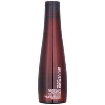 Shu Uemura Shusu Sleek Șampon pentru păr aspru și indisciplinat