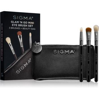 Sigma Beauty Glam N Go set de pensule cu geantã imagine produs