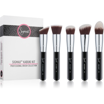 Sigma Beauty Sigmax set perii machiaj