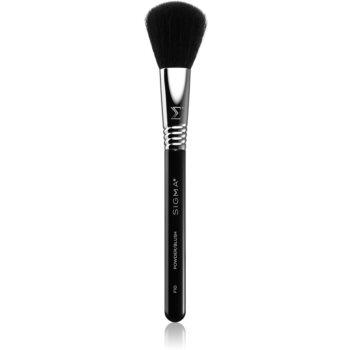 Sigma Beauty F10 pensula pentru pudra si fard de obraz
