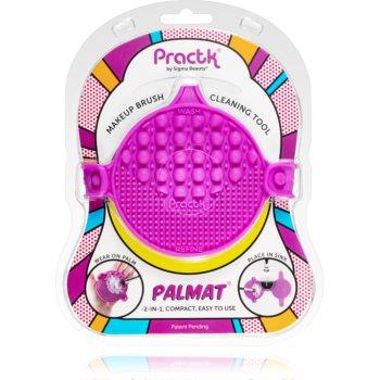 Sigma Beauty PALMAT® suport pentru curã?area pensulelor imagine produs