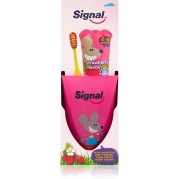 Signal Kids set pentru curatarea perfecta a dintilor II. pentru copii imagine produs