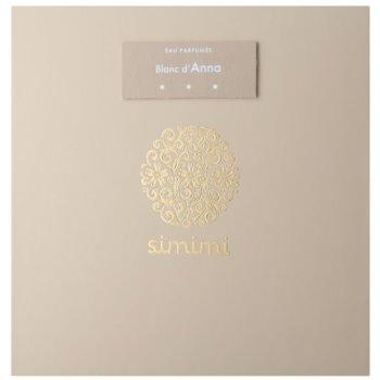 Simimi Blanc D'Anna Eau de Parfum für Damen 4