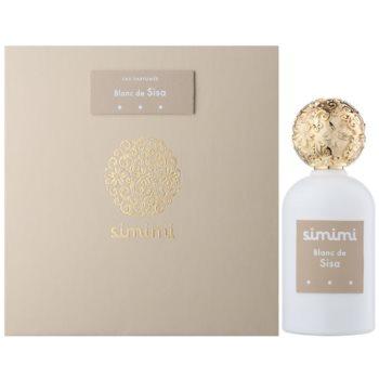 Simimi Blanc de Sisa eau de parfum pentru femei 100 ml