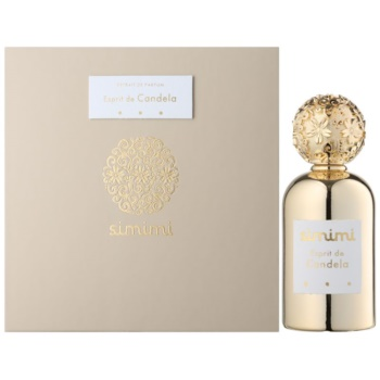 Simimi Esprit de Candela extrato de perfume para mulheres