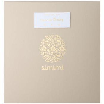Simimi Espoir de Zhang Parfüm Extrakt für Damen 4