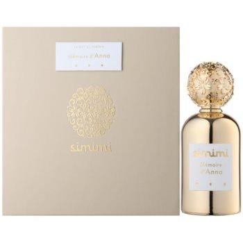 Simimi Memoire DAnna extract de parfum pentru femei 100 ml