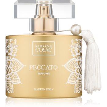 Fotografie Simone Cosac Profumi Peccato parfém pro ženy 100 ml