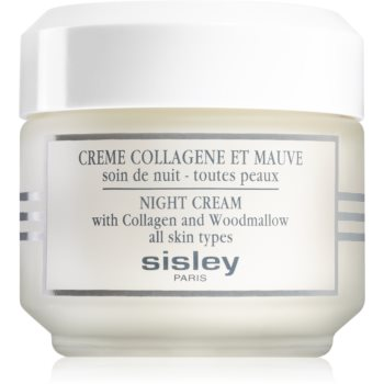 Sisley Night Cream with Collagen and Woodmallow zpevňující noční krém s kolagenem 50 ml