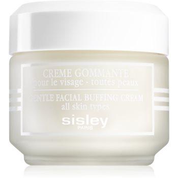 Sisley Gentle Facial Buffing Cream Crema delicata pentru peeling poza noua