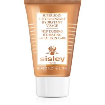 Sisley Self Tanners samoopalovací krém na obličej s hydratačním účinkem 60 ml