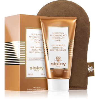 Sisley Super Soin Self Tanning Hydrating Body Skin Care lotiune autobronzanta