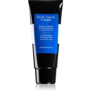 Sisley Hair Rituel Pre-Shampoo Purifying Mask masca pentru par si scalp imagine