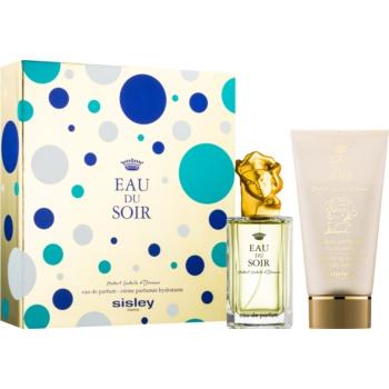 Fotografie Sisley Eau du Soir dárková sada IX. parfémovaná voda 100 ml + tělový krém 150 ml