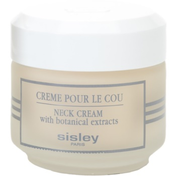 Sisley Skin Care crema pentru gat si decolteu