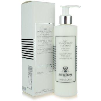 Sisley Cleanse&Tone Hautreinigungsmilch für fettige und Mischhaut 2