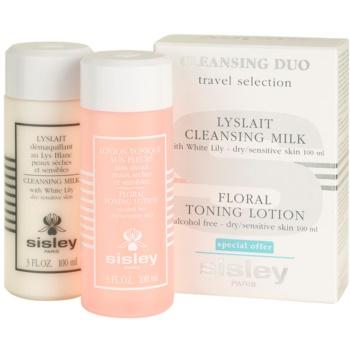 Sisley Cleanse&Tone Kosmetik-Set  I. 2