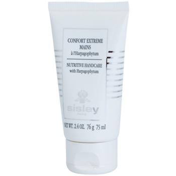 Sisley Confort Extreme crema nutritiva de maini