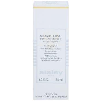 Sisley Hair Care нежен почистващ шампоан с есенциални масла 2