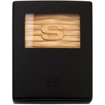 Fotografie Sisley Phyto-Ombre Glow perleťové oční stíny odstín Gold 1,4 g
