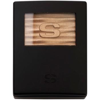 Fotografie Sisley Phyto-Ombre Glow perleťové oční stíny odstín Amber 1,4 g