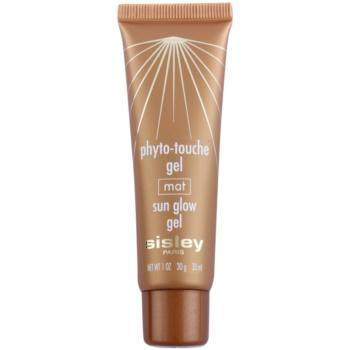 Sisley Sun Glow Gel tónovací gel na obličej odstín Mat 30 ml