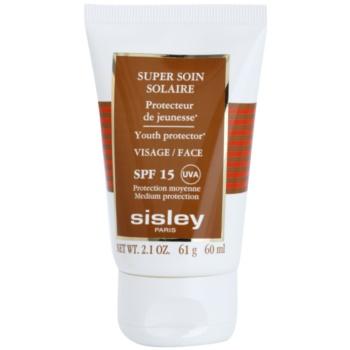Sisley Sun protectie solara rezistenta la apa pentru fata SPF 15