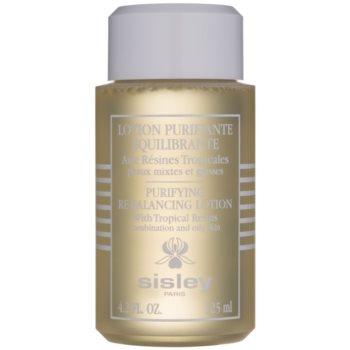 Sisley Tropical Resins tonic pentru ten mixt si gras