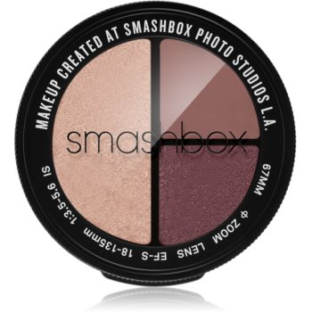 Smashbox Photo Edit Eye Shadow Trio trio fard ochi poza noua