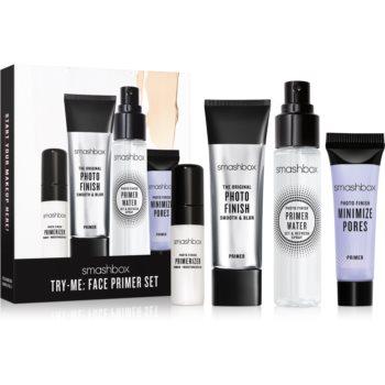 Smashbox TRY-ME FACE PRIMER set de cosmetice II. pentru femei imagine produs