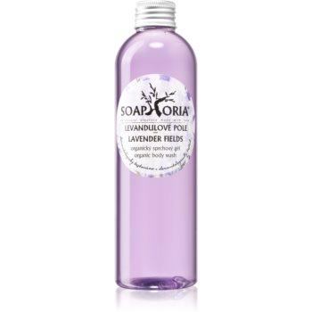Soaphoria Lavender Fields Natürliches Duschgel 250 ml