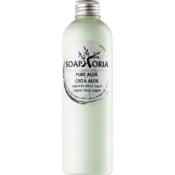 Soaphoria Pure Aloe Iaurt organic pentru ten