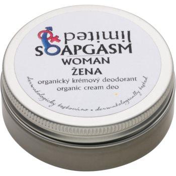 Soaphoria Soapgasm Woman deodorant crema