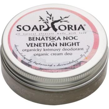Soaphoria Venetian Night deodorant crema