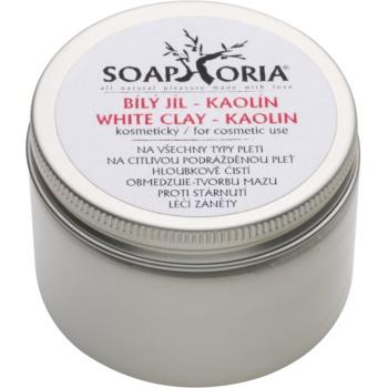 Soaphoria Care argilă albă
