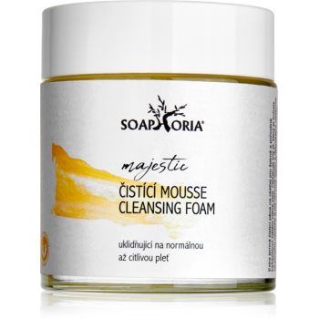 Soaphoria Care spumă de curățare hidratantă și calmantă pentru piele sensibilă poza noua