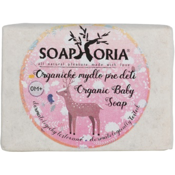 Soaphoria Babyphoria săpun organic pentru nou-nascuti si copii