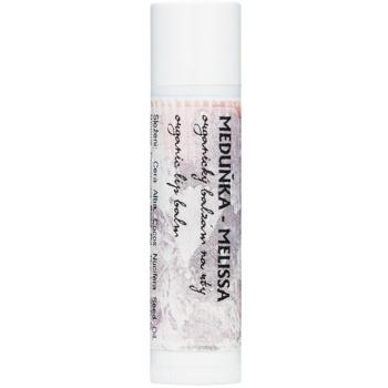 Soaphoria Lip Care Balsam de buze organic cu extract de roiniță
